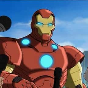Ultimate Avengers is listed (or ranked) 14 on the list The Best Iron Man Versions Of All Time