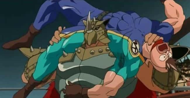 The 10 Best Anime for Pro Wrestling Fans