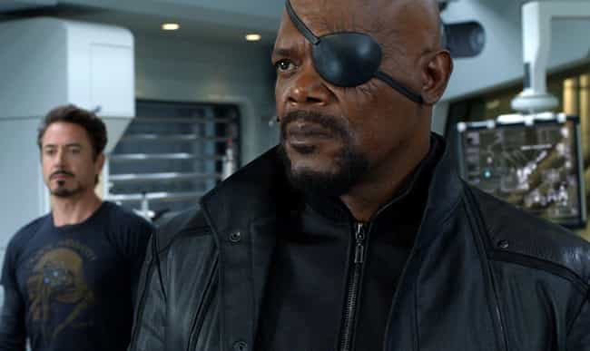 Ultimate Nick Fury is listed (or ranked) 2 on the list The Busiest Characters In The MCU