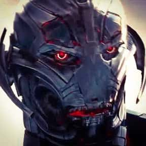 Ultron is listed (or ranked) 11 on the list The Best Captain America Villains Ever