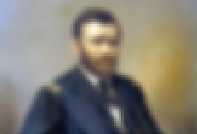 Ulysses S. Grant is listed (or ranked) 2 on the list List of Famous Generals