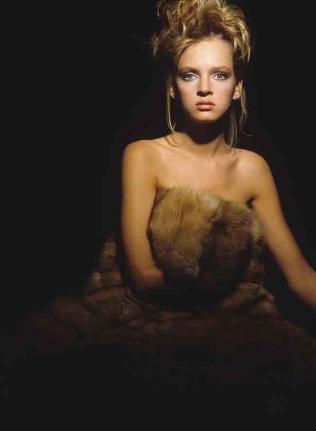 Uma Thurman Nude Videos 88