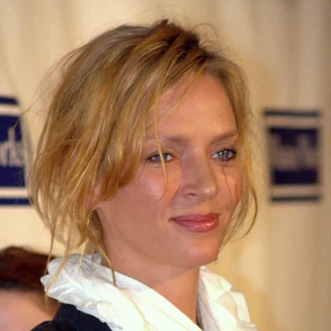 Uma Thurman is listed (or ranked) 2 on the list Celebrities Who Are Claustrophobic