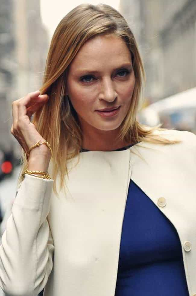 Uma Thurman is listed (or ranked) 4 on the list Famous People You Didn't Know Were Agnostic