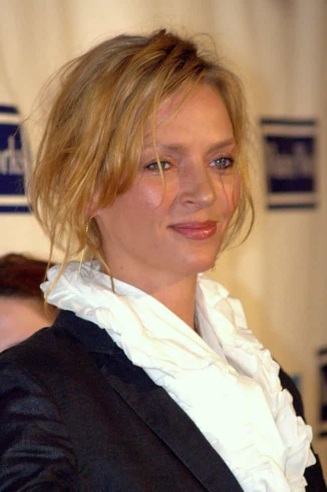 Uma Thurman is listed (or ranked) 3 on the list The Most Insane Requests Actors Have Had Written Into Their Contracts