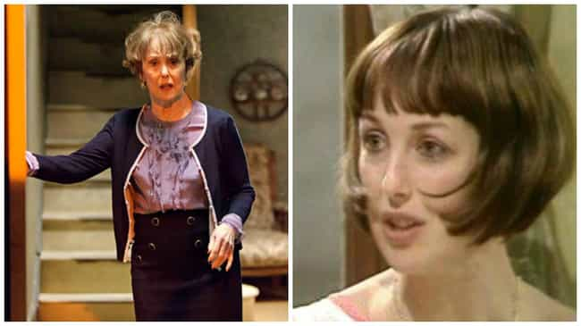 Una Stubbs is listed (or ranked) 3 on the list 17 Other Places You've Seen the Actors from Sherlock