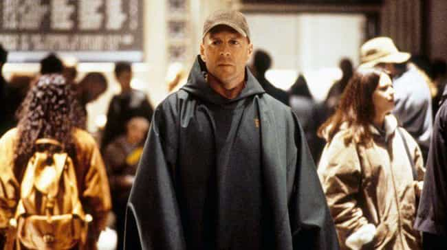 Unbreakable is listed (or ranked) 2 on the list 15 Movies Only Total Nerds Would Suggest For Date Night