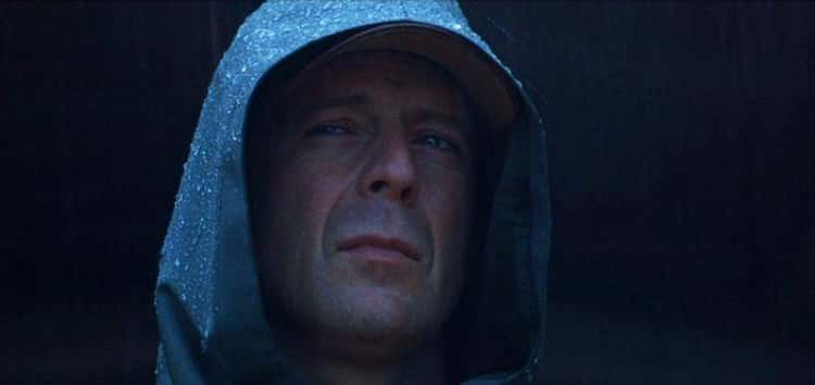 David Dunn In 'Unbreakable'