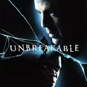 Unbreakable is listed (or ranked) 8 on the list The Best Bruce Willis Movies