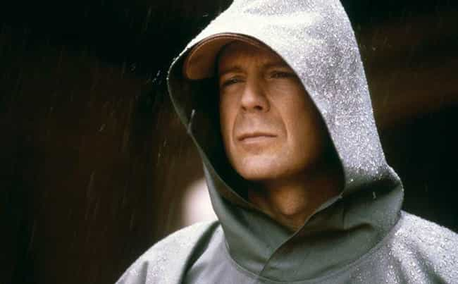 Unbreakable is listed (or ranked) 4 on the list 14 Superhero Movies You Need To Watch If You're Bored Of Marvel And DC