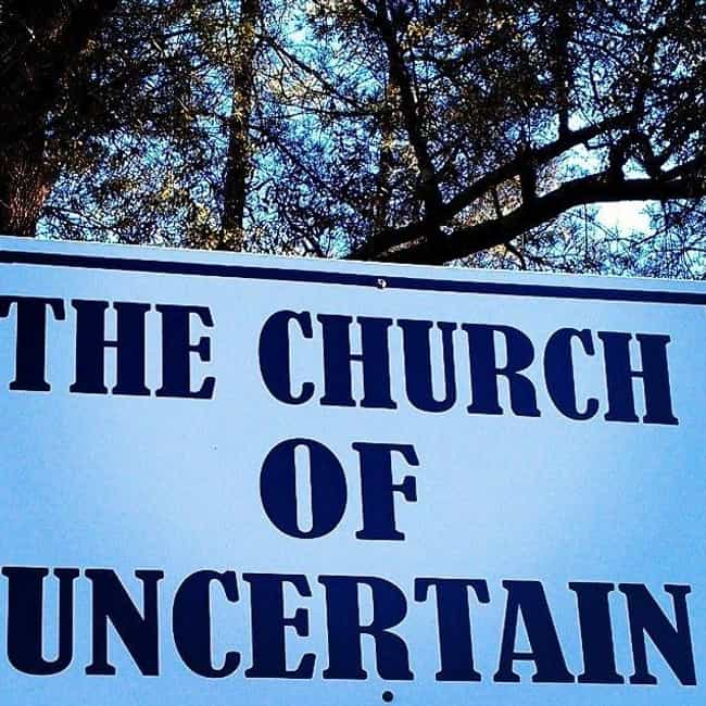 Uncertain is listed (or ranked) 1 on the list Weird Small Towns In Texas You Have To See To Believe