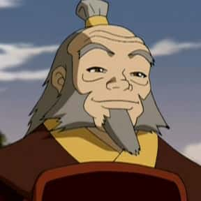 Iroh is listed (or ranked) 1 on the list The Best Characters on 'Avatar: The Last Airbender'