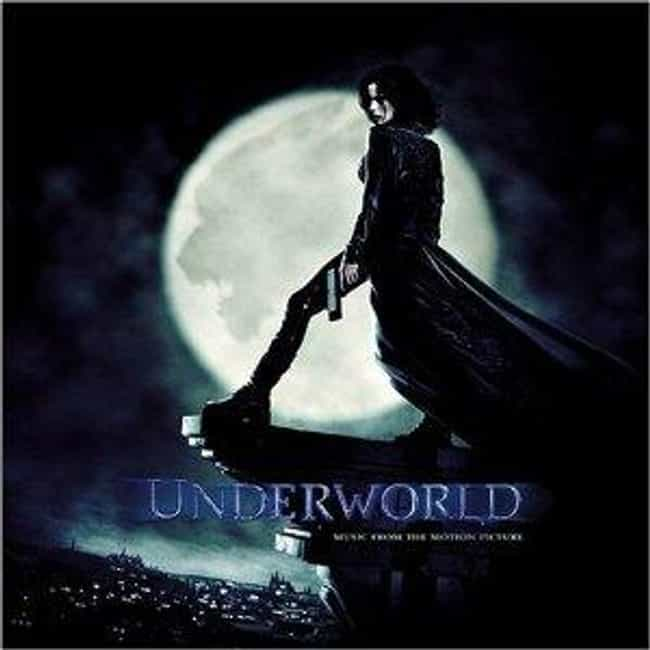 Underworld is listed (or ranked) 4 on the list The Greatest Shows & Movies About Vampires