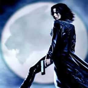 Underworld is listed (or ranked) 5 on the list The Greatest Vampire Movies of All Time