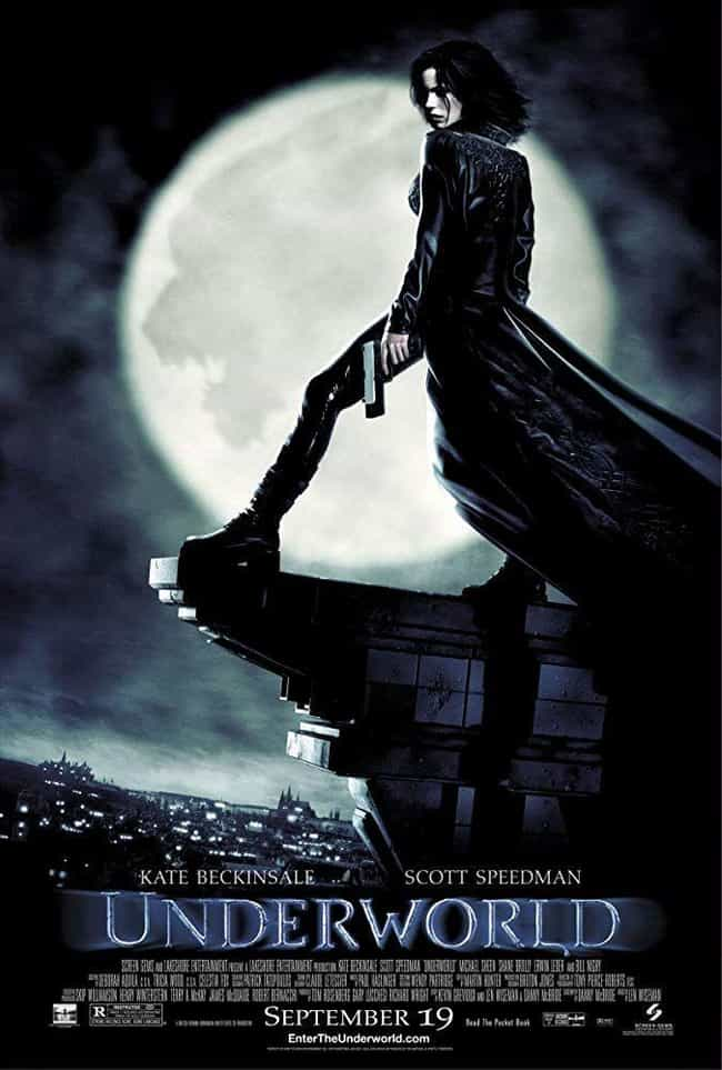 Underworld is listed (or ranked) 1 on the list Every 'Underworld' Movie, Ranked Best to Worst