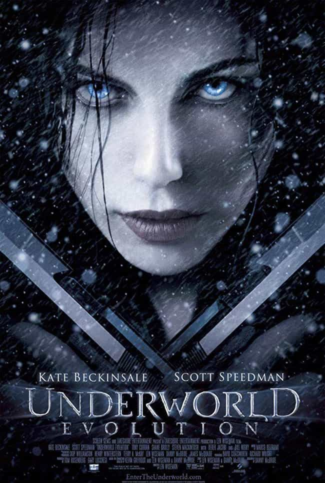 Underworld: Evolution is listed (or ranked) 2 on the list Every 'Underworld' Movie, Ranked Best to Worst