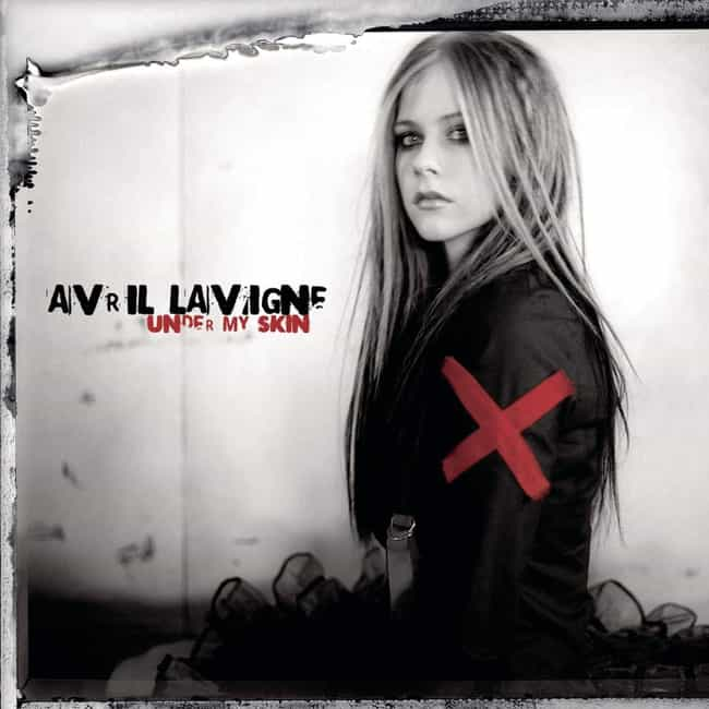 Under My Skin is listed (or ranked) 1 on the list The Best Avril Lavigne Albums, Ranked