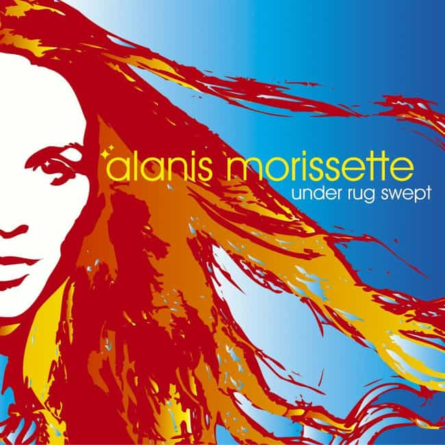Under Rug Swept is listed (or ranked) 3 on the list The Best Alanis Morissette Albums, Ranked