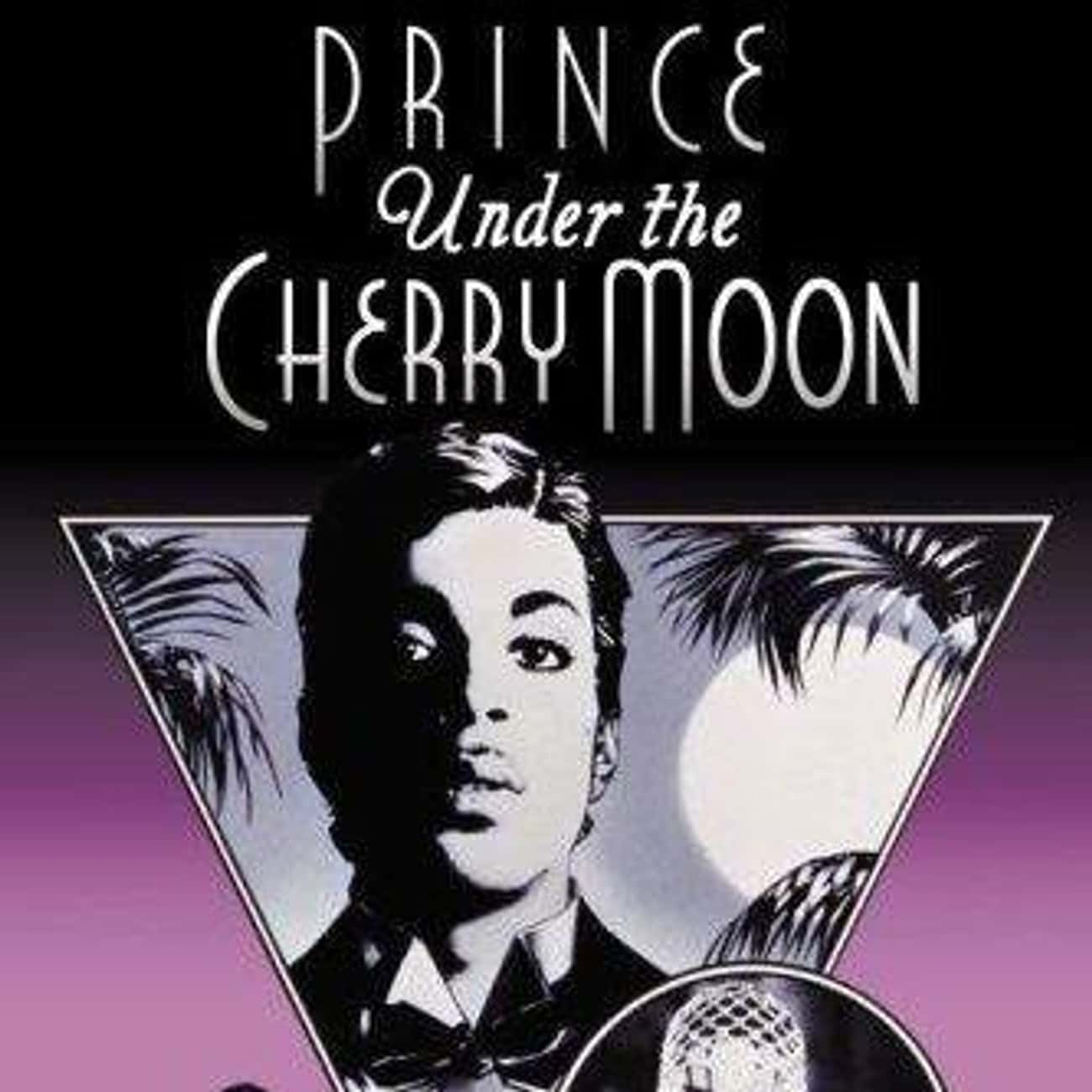 Under the Cherry Moon is listed (or ranked) 2 on the list The Best Prince Movies