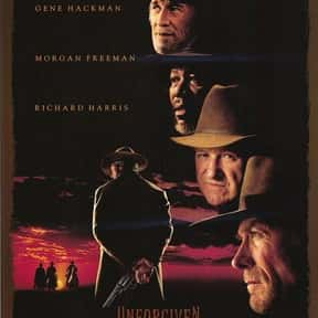 Unforgiven is listed (or ranked) 1 on the list The Best Movies Directed by Clint Eastwood