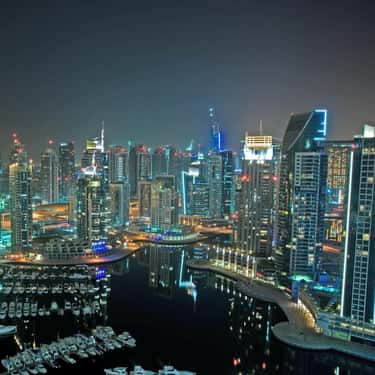 United Arab Emirates is listed (or ranked) 6 on the list Countries in Arabian Peninsula