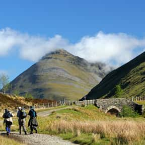 United Kingdom is listed (or ranked) 4 on the list The Best Countries for Mountain Climbing