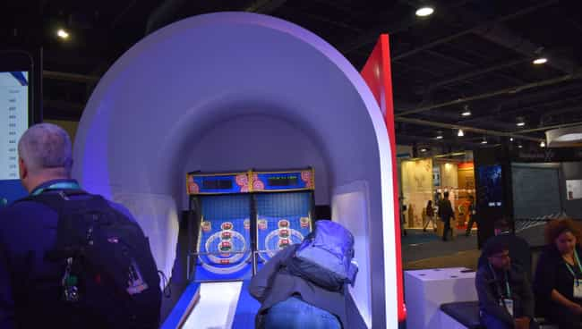 United States Postal Ser... is listed (or ranked) 2 on the list 8 CES 2020 Booths That Blew Us Away