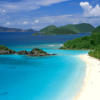 Random Best Honeymoon Destinations in the US