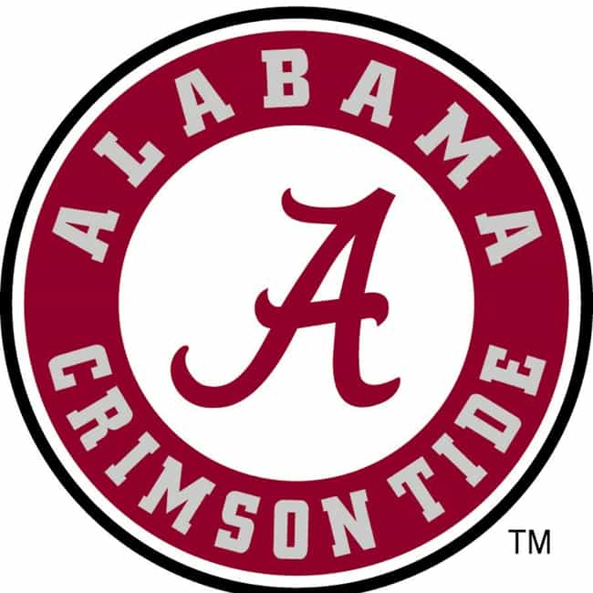 University of Alabama is listed (or ranked) 1 on the list All SEC Schools