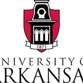 University of Arkansas is listed (or ranked) 25 on the list The Best Colleges for Interior Design