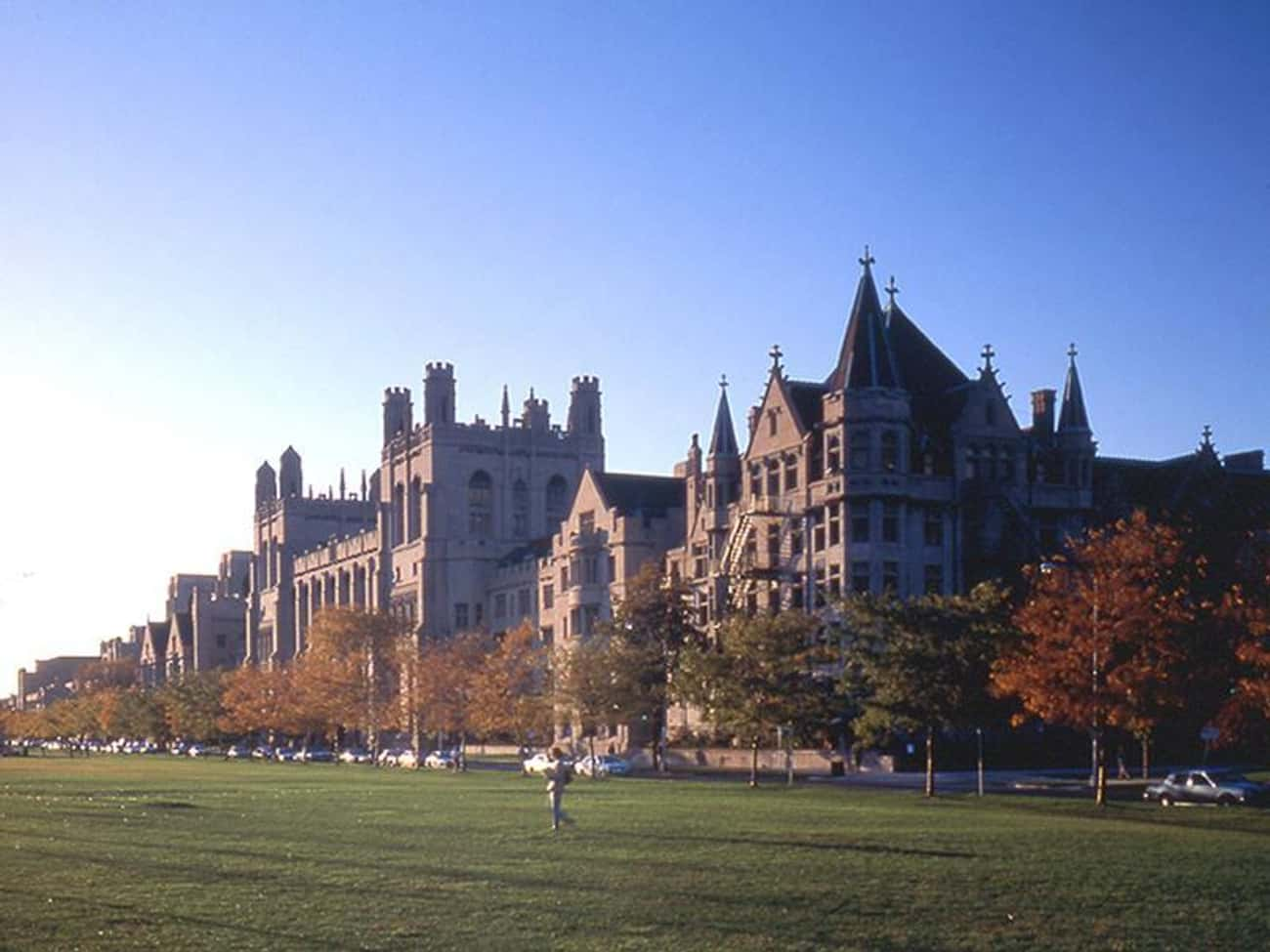 University of Chicago is listed (or ranked) 1 on the list Midwest Colleges Ranked: Elite Universities & Liberal Arts Colleges