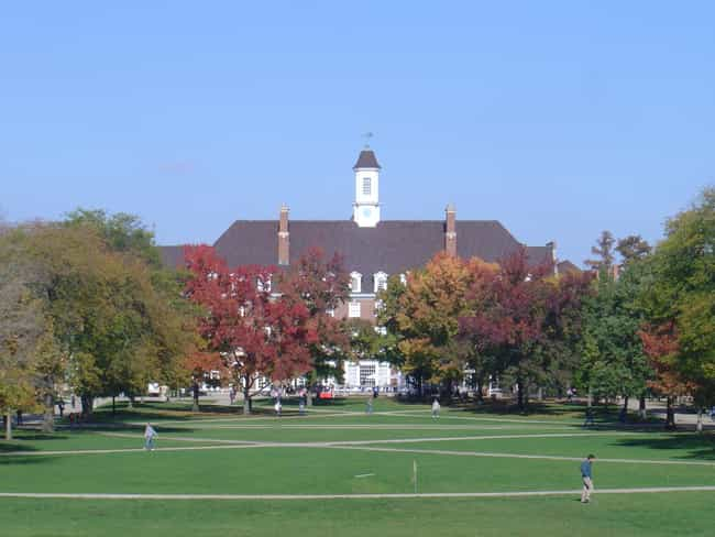 University of Illinois a... is listed (or ranked) 1 on the list All 14 Big Ten Schools