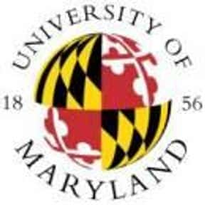 University of Maryland, Colleg is listed (or ranked) 17 on the list The Best Colleges for Aerospace Engineering