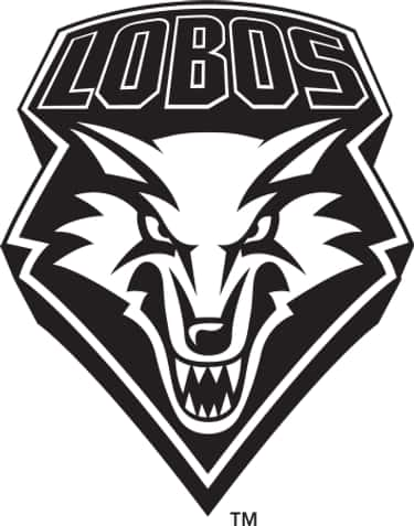 New Mexico Lobos is listed (or ranked) 2 on the list The Best Mountain West Conference Logos