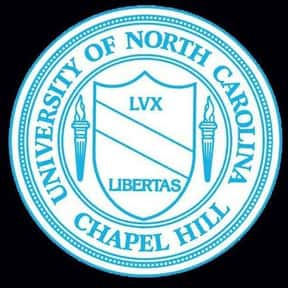 University of North Carolina a is listed (or ranked) 13 on the list Universities With the Best College Sports Programs