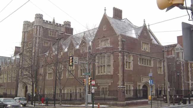 University of Pennsylvania is listed (or ranked) 4 on the list All Ivy League Colleges Ranked