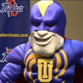 University of Tulsa is listed (or ranked) 21 on the list Universities With The Dumbest College Mascots