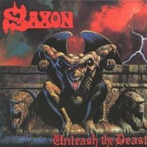 Unleash the Beast is listed (or ranked) 6 on the list The Best Saxon Albums of All Time