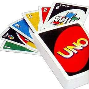 UNO is listed (or ranked) 1 on the list The Best Board Games for Kids 7-12