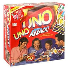UNO Attack is listed (or ranked) 19 on the list The Best Board Games for Parties