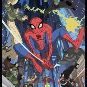 The Spectacular Spider-Man is listed (or ranked) 1 on the list The Best Versions Of Spider-Man You Can Watch