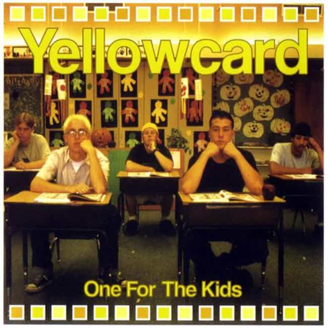 Paper Walls is listed (or ranked) 2 on the list The Best Yellowcard Albums of All Time