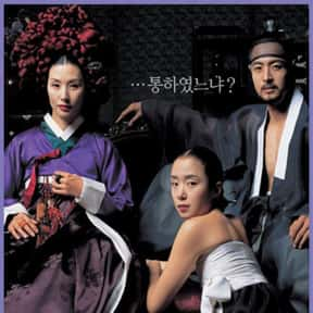 Untold Scandal is listed (or ranked) 11 on the list The Best Korean Historical Movies Of All Time