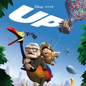 Up is listed (or ranked) 7 on the list The Best Movies for Toddlers