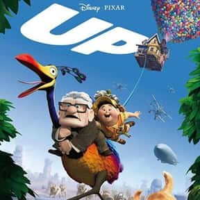 Up is listed (or ranked) 6 on the list The Most Inspirational Movies Ever