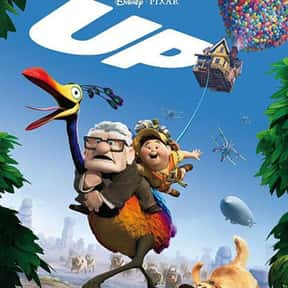 Up is listed (or ranked) 2 on the list The Best Adventure Movies for Kids