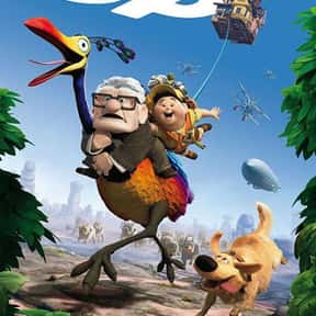 Up is listed (or ranked) 10 on the list The Best CGI Kids Movies