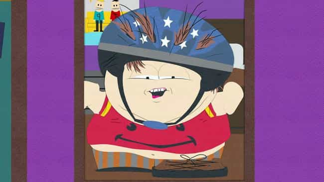 Up the Down Steroid is listed (or ranked) 4 on the list The Best Cartman Episodes of 'South Park'