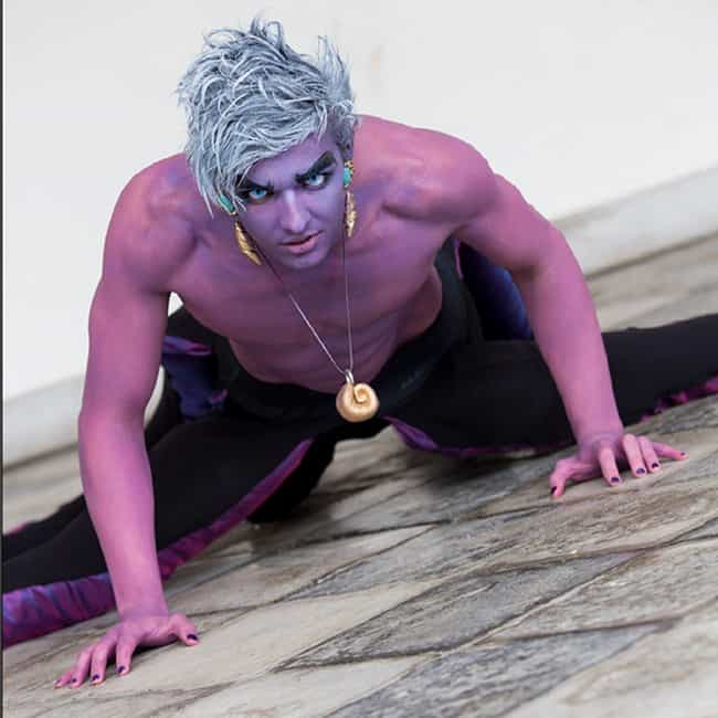 Ursula is listed (or ranked) 1 on the list 20 Hot Nerd Dudes in Unbelievably Sexy Genderbending Cosplays