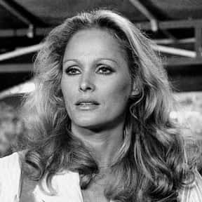 Ursula Andress is listed (or ranked) 3 on the list The Most Beautiful Pin-Up Girls of the '60s